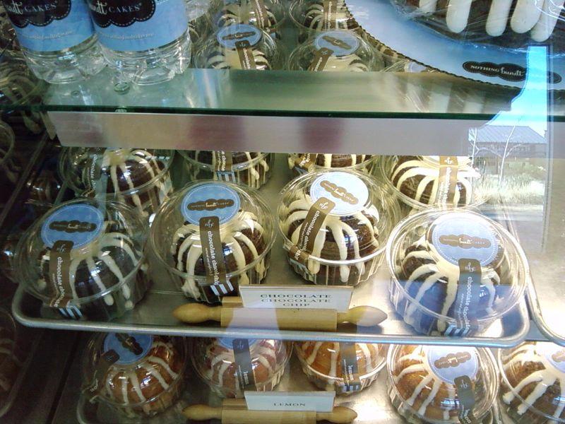 Nothing Bundt Cakes Cedar Park Tx