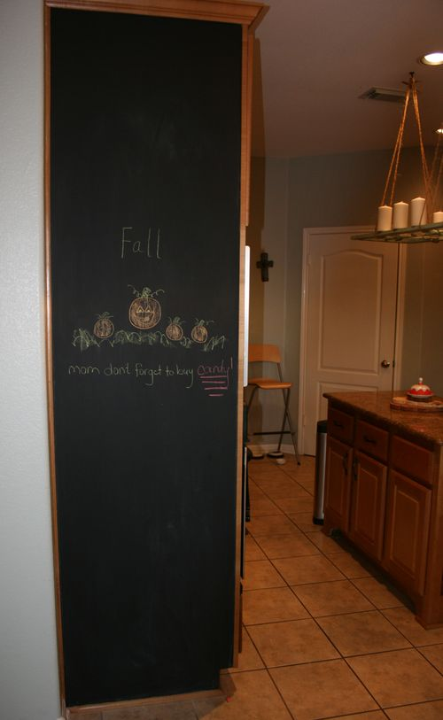 How Long Before You Can Write On Chalkboard Paint